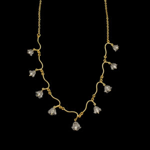 Lily of the Valley (Gold over Silver)